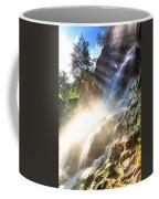 Where The Light Meets The Water Coffee Mug