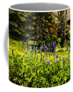 Where The Lupines Grow Coffee Mug