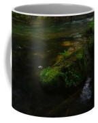 Where The Water Is As Slow As Tranquility Coffee Mug