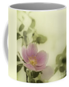 Where The Wild Roses Grow Coffee Mug by Priska Wettstein