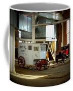 Where They Wait Coffee Mug