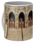 Which Door Will You Choose Coffee Mug