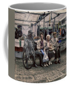 Which One Is The Statue Coffee Mug by Doc Braham