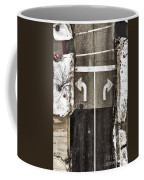 Which Way Coffee Mug by Margie Hurwich