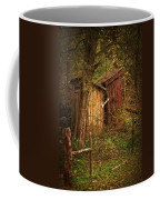 Which Way To The Outhouse? Coffee Mug