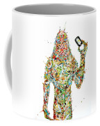 While My Smartphone Gently Weeps Coffee Mug