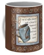 Whimsical Coffee 2 Coffee Mug by Debbie DeWitt