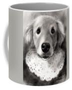 Whimsical Labrador Retriever In A Costume Coffee Mug