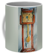 Whimsical Time Piece Coffee Mug