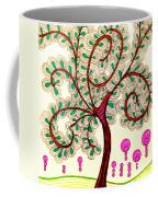 Whimsy Tree Coffee Mug