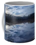 Whipped Cream Christmas Reflection Coffee Mug