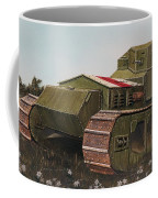 Whippet Aka Tritton Chaser  Coffee Mug