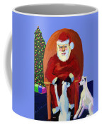 Whippet Talk Coffee Mug