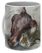 Whisker To Whisker Coffee Mug