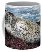 Whiskers And Spots Coffee Mug