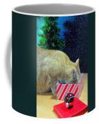 Whiskey's Present Coffee Mug