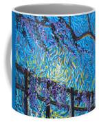 Whisp On A Fence Coffee Mug