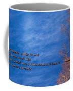 Whisper Softly Coffee Mug
