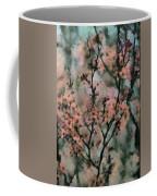 Whispering Cherry Blossoms Coffee Mug by Janice MacLellan