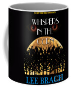 Whispers In The Corn Book Cover Coffee Mug