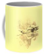 Whispers Of Mabry Mill Coffee Mug