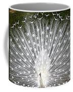 Whit Peacock Coffee Mug