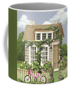 Whitby Cottage Coffee Mug by Catherine Holman