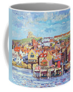 Whitby Coffee Mug by Martin Decent
