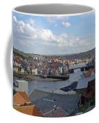 Whitby Rooftops Coffee Mug