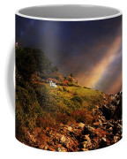 White Adirondacks Coffee Mug