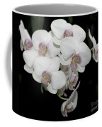 White And Pale Pink Phalaenopsis   9920 Coffee Mug