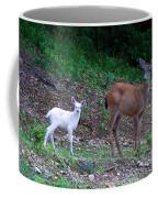 White Angel And Mom II Coffee Mug