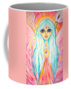 White Angel Coffee Mug