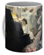 White Ball Coffee Mug