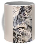White Bengal Tigers, Forestry Farm Coffee Mug