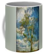 White Birch In May Coffee Mug