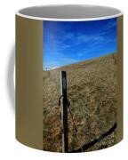 Appalachian Trail White Blaze Post Coffee Mug