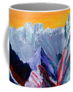 White Canyon Coffee Mug