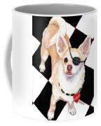 White Chihuahua - Pistachio Coffee Mug