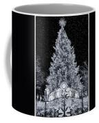 White Christmas In Texas Coffee Mug