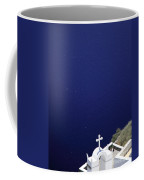 White Church Coffee Mug
