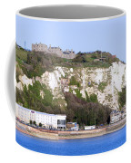 White Cliffs Of Dover Coffee Mug