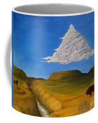 White Cloud Coffee Mug
