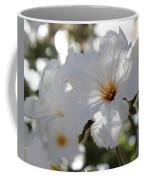 White Cordia Coffee Mug