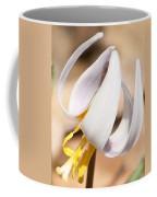 White Dog Tooth Violet Coffee Mug
