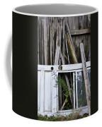 White Door Coffee Mug