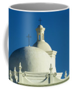 White Dove Of The Desert Coffee Mug