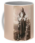 White Eagle Ponca Chief Coffee Mug