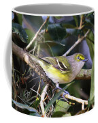 White-eyed Vireo Coffee Mug
