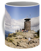 White Face Lookout Coffee Mug